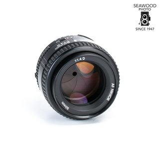Nikon Nikon 50mm f/1.4D  AF EXCELLENT