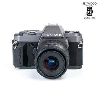 Pentax Pentax P30t w/35-80mm f/4-5.6 EXCELLENT