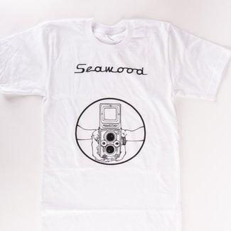Seawood Photo Inc. Seawood Rollei Logo T-shirt White
