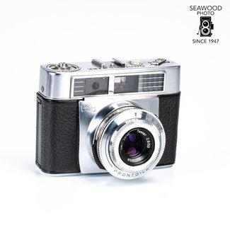 Zeiss Zeiss Contessa LKE w/50mm f/2.8 Tessar GOOD+