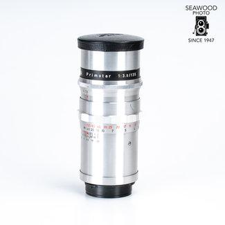 Praktina Meyer-Optic Gorlitz 135mm f/3.5 Primotar in Praktina Mount GOOD-