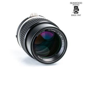 Nikon Nikon 105mm f/2.5 AIS LIKE NEW