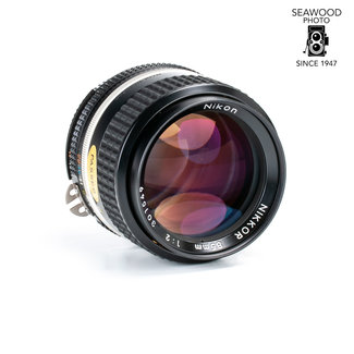 Nikon Nikon 85mm f/2 AIS LIKE NEW