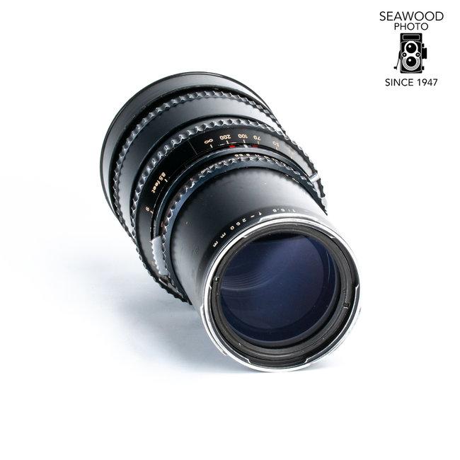 Hasselblad Hasselblad 250mm f/5.6 Zeiss Sonnar-C Black T* GOOD-