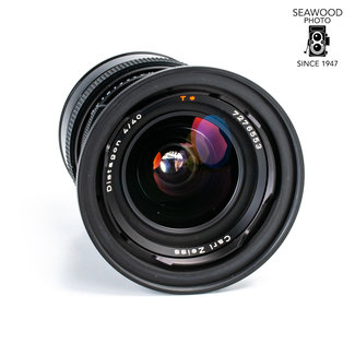 Hasselblad Hasselblad CF 40mm f4 Distagon FLE GOOD+