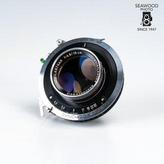 Voigtlander Voigtlander 15cm (150mm) f/4.5 Apo-Lanthar for 4x5 Cameras GOOD+
