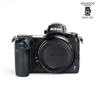 Nikon Nikon Z6 Mirrorless 24.5mp Camera Body EXCELLENT