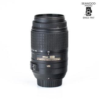 Nikon Nikon 55-300mm f/4.5-5.6 VR AF-S G ED EXCELLENT