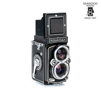 Rolleiflex Rolleiflex 2.8D w/Schneider 80mm f/2.8 Xenotar GOOD+
