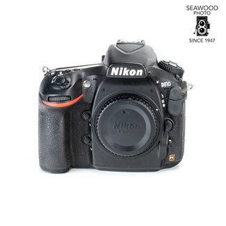 Nikon Nikon D 810  36.3 MP BODY ONLY GOOD