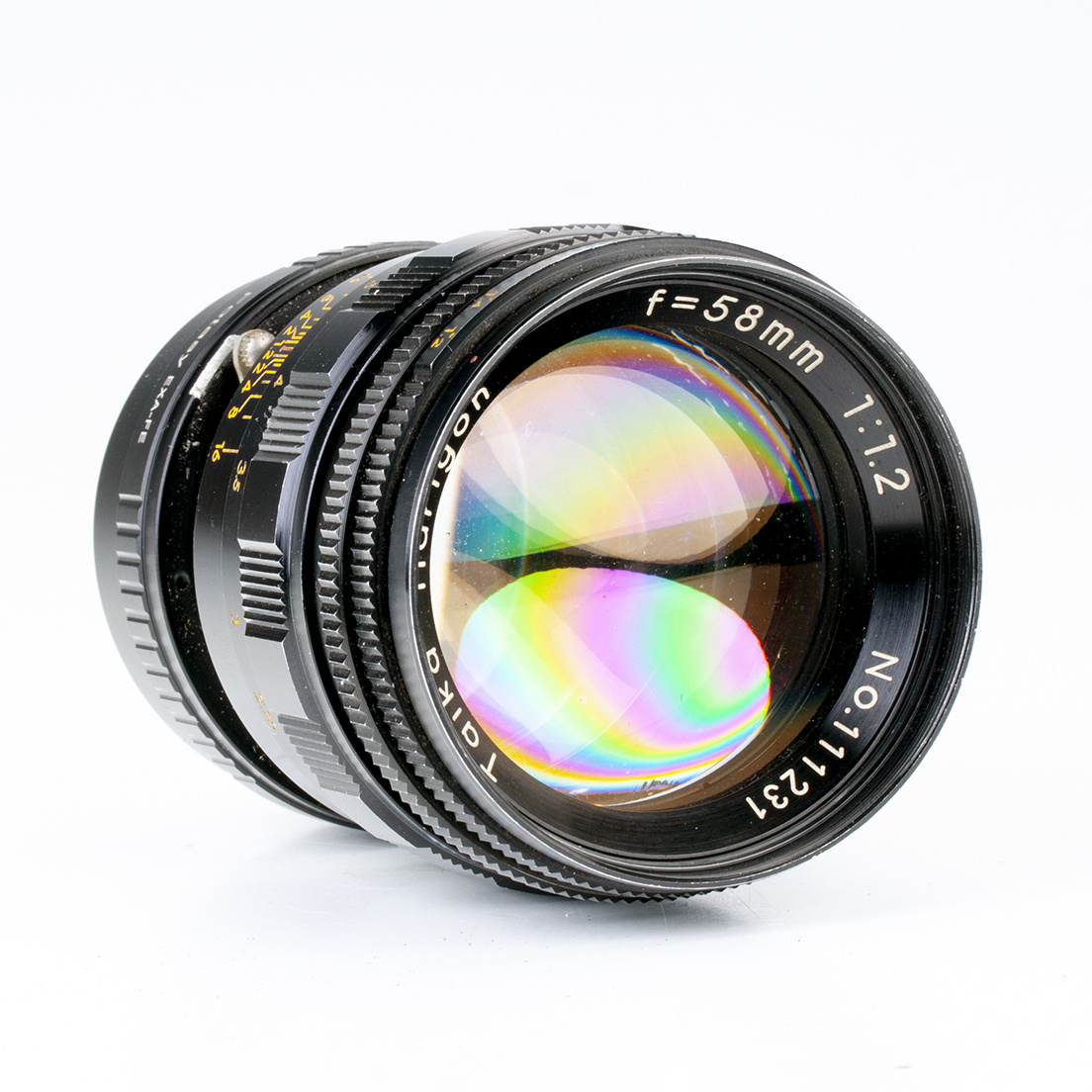 Taika Harigon 58mm f/1.2