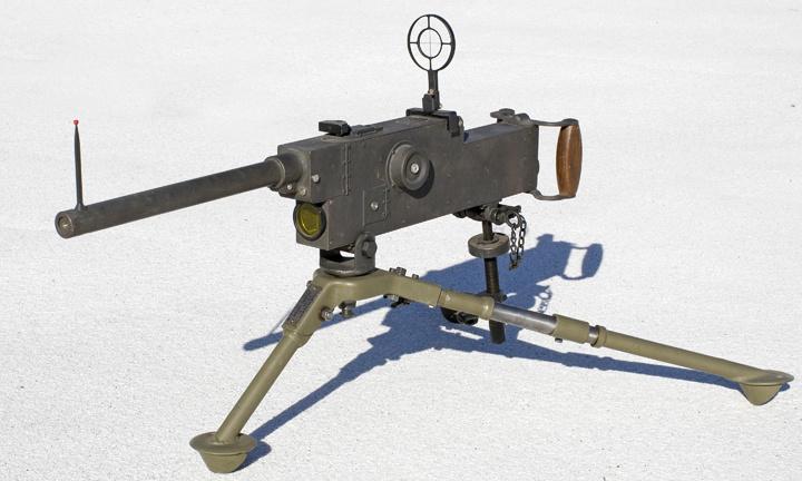 Machine Gun Cameras