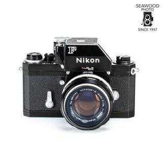 Nikon Nikon F Photomic FTN Black w/50mm f/1.4  EXCELLENT