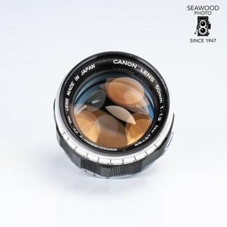 Canon Canon 50mm f/1.2 Rangefinder (Leica Thread) GOOD+