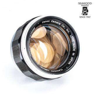 Canon Canon 50mm f/1.2 Leica M39 Mount GOOD+