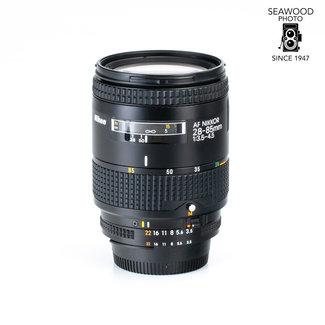 Nikon Nikon 28-85mm f/3.5-4.5 AF  EXCELLENT