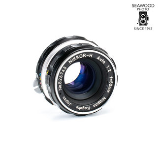 Nikon Nikon 50mm f/2 Nikkor-H Non-AI EXCELLENT