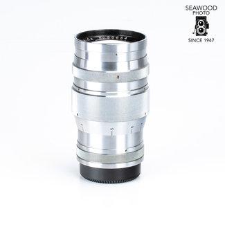 Canon Canon 85mm f/2 Serenar M39 Mount W/Finder GOOD