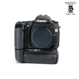 Canon Canon EOS 30D 8.2mp Body w/BG-E2 Grip EXCELLENT