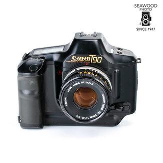 Canon Canon T90 w/FD 50mm f/1.8 GOOD-