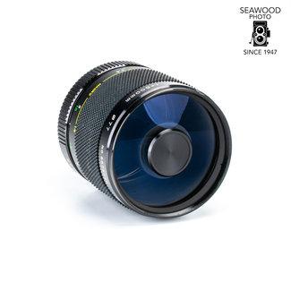 Soligor Soligor 500mm f/8  Reflex Lens for Olympus OM GOOD