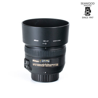 Nikon Nikon AF-S 50mm f/1.4G EXCELLENT
