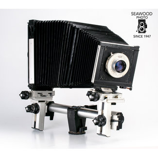 "Sinar Sinar 8x10 w/Kodak 10"" Commercial Ektar Lens GOOD"