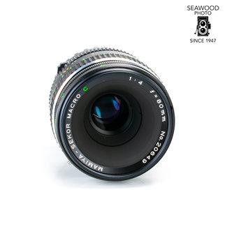 Mamiya Mamiya 645 80mm f/4 Macro C UGLY
