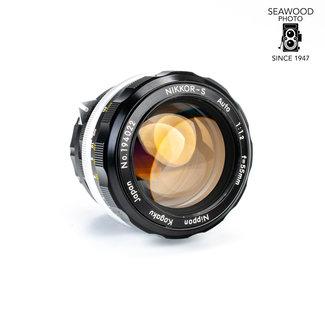Nikon Nikon 55mm f1.2 Non-Ai GOOD