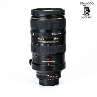 Nikon Nikon 80-400mm AF VR f4.5-5.6 D GOOD
