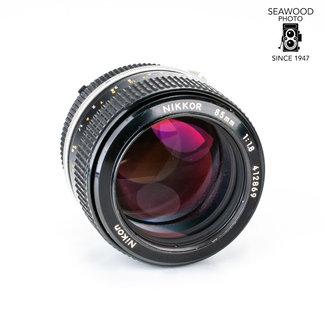 Nikon Nikon 85mm f1.8 AI GOOD+