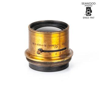 Zeiss Ross Zeiss Anastigmat 170mm f/6.3 Brass Lens GOOD