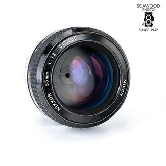 Nikon Nikon 55mm f/1.2 AI EXCELLENT