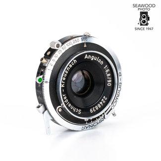 Schneider Schneider Angulon 90mm f/6.8 EXCELLENT