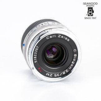 Zeiss Zeiss 35mm f/2.8 C Biogon ZM for Leica M NEW
