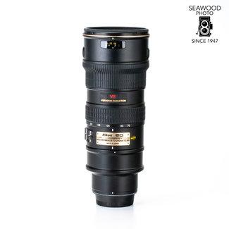 Nikon Nikon AF-S 70-200mm f/2.8G VR  GOOD+