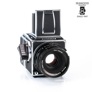 Hasselblad Hasselblad  503cw w/80mm CF, WLF, Acute Matte, A12 EXCELLENT