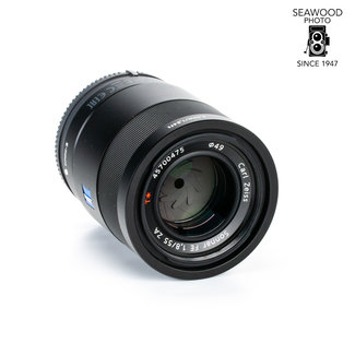 Sony Sony 55mm f1.8 Zeiss Sonnar GOOD