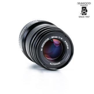 Minolta Minolta M-Rokkor 90mm f/4 Leica M Mount GOOD+