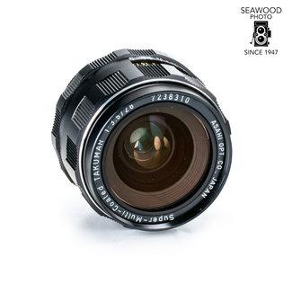 Pentax Pentax Takumar M42 28mm f/3.5 Wide Angle - Good
