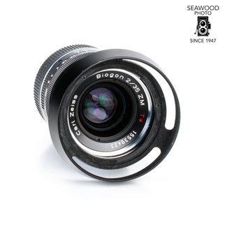 Zeiss Zeiss 35mm f/2 Biogon ZM for Leica M EXCELLENT