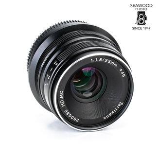 7Artisans 7Artisans 25mm f/1.8 APS-C for Fuji FX NEW