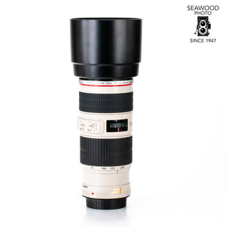 Canon Canon L EF USM 70-200 f4 IS EXCELLENT