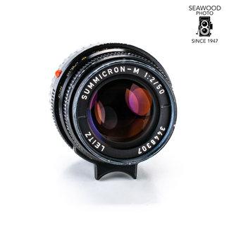 Leica Leica M 50mm Summicron F2 Type 4 German GOOD