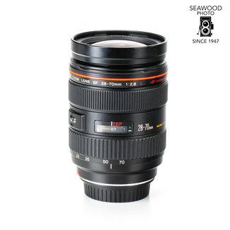 Canon CanonEF 28-70mm  f2.8 L GOOD +
