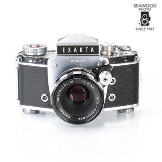 Exakta Exakta Varex IIb w/Isco Westrocolor 50mm f/1.9 GOOD
