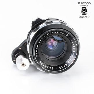Schneider Schneider 35mm f/2.8 Curtagon for Exakta GOOD