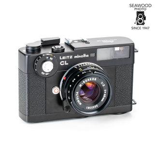 Minolta Leitz Minolta CL w/ Rokkor 40mm f2 EXCELLENT