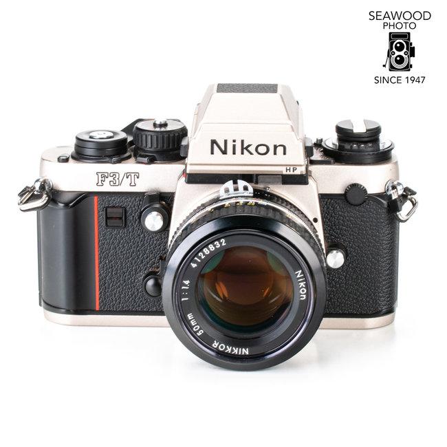 Nikon Nikon F3/T HP w/50mm AI f1.4 EXCELLENT