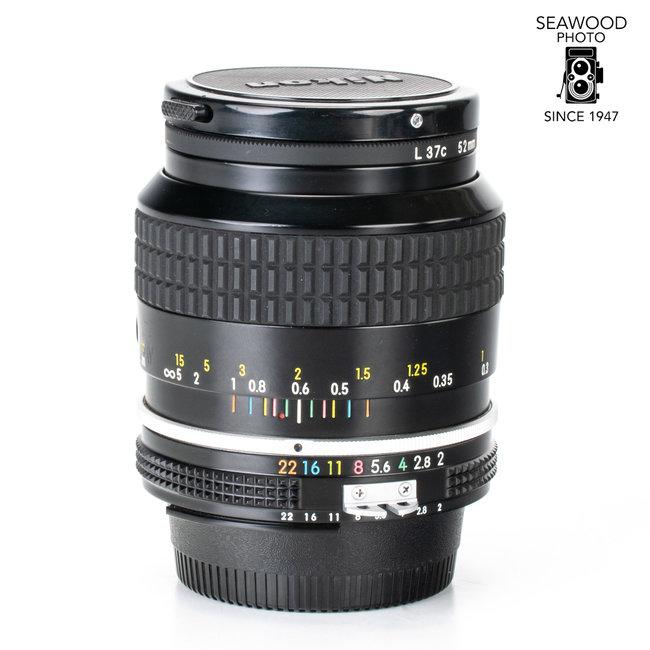 Nikon Nikon 28mm f/2 AI EXCELLENT